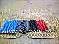 Водительский коврик для Тойота Highlander с 2014 г. (EVA)
