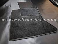 Ворсовые коврики передние BMW 5 F10 (2010-2013)