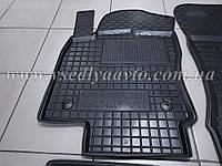 Водительский коврик в салон Volkswagen  Golf 7   (AVTO-GUMM)