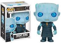 Фигурка Funko Pop Фанко Поп Король Ночи Night King Игра Престолов Game of Thrones 10 см GT NK44