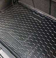 Коврик в багажник Volkswagen Golf 7 Sportsvan с 2013 г. (AVTO-GUMM)