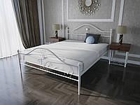 Кровать MELBI Патриция Двуспальная 140200 см Белый КМ-002-02-4бел, КОД: 1429120