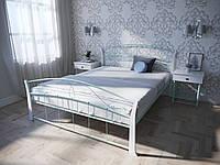 Кровать MELBI Селена Вуд Двуспальная 140200 см Бирюзовый КМ-008-02-8бир, КОД: 1452822