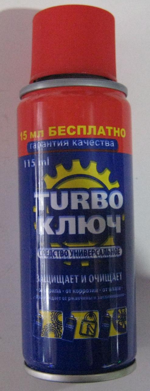 Жидкость для замков Turbo WD 115 мл