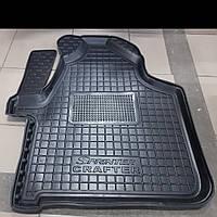 Водительский коврик в салон Volkswagen Crafter/MERCEDES Sprinter с 2007 г. (Avto-gumm)