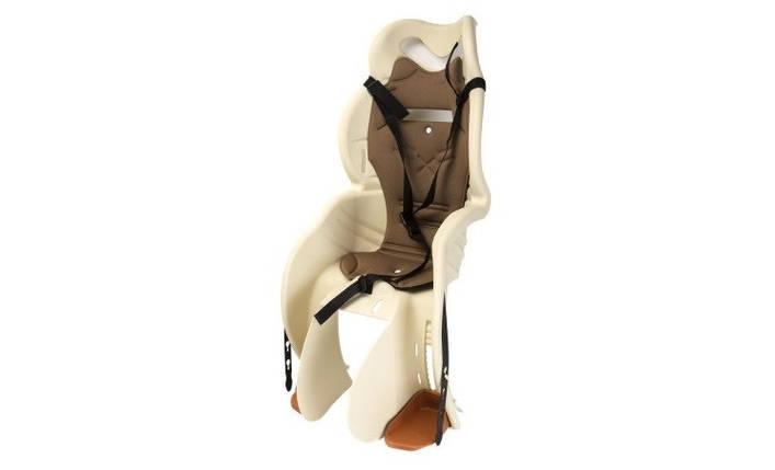 Кресло детское Sanbas P HTP design на багажник бежевый, фото 2