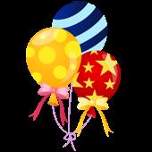 Латексні кульки з малюнком