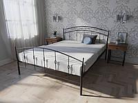 Кровать MELBI Летиция Двуспальная 180190 см Черный КМ-007-01-11чер, КОД: 1456428
