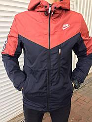 Мужская куртка Nike с капюшоном