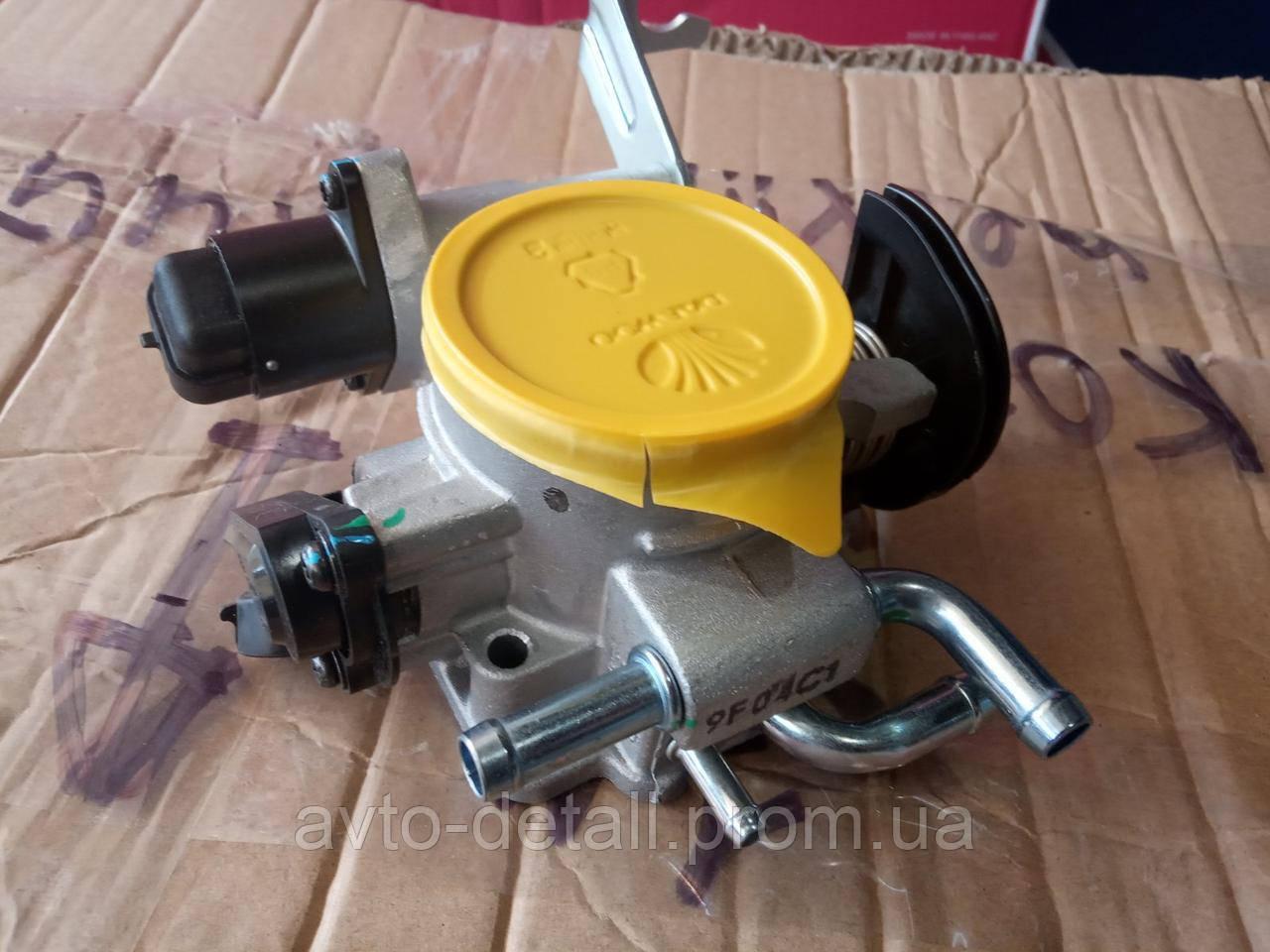 Корпус дроссельной заслонки Лачети 1,8 LDA  Lacetti 1.8 LDA GM 96815500