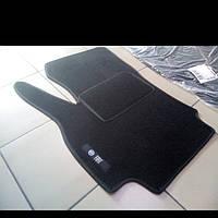 Ворсовый водительский коврик Fiat Qubo