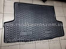 Коврик в багажник CHEVROLET Aveo седан (2002-2006) (AVTO-GUMM) полиуретан