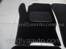 Водительский ворсовый коврик ЗАЗ Forza