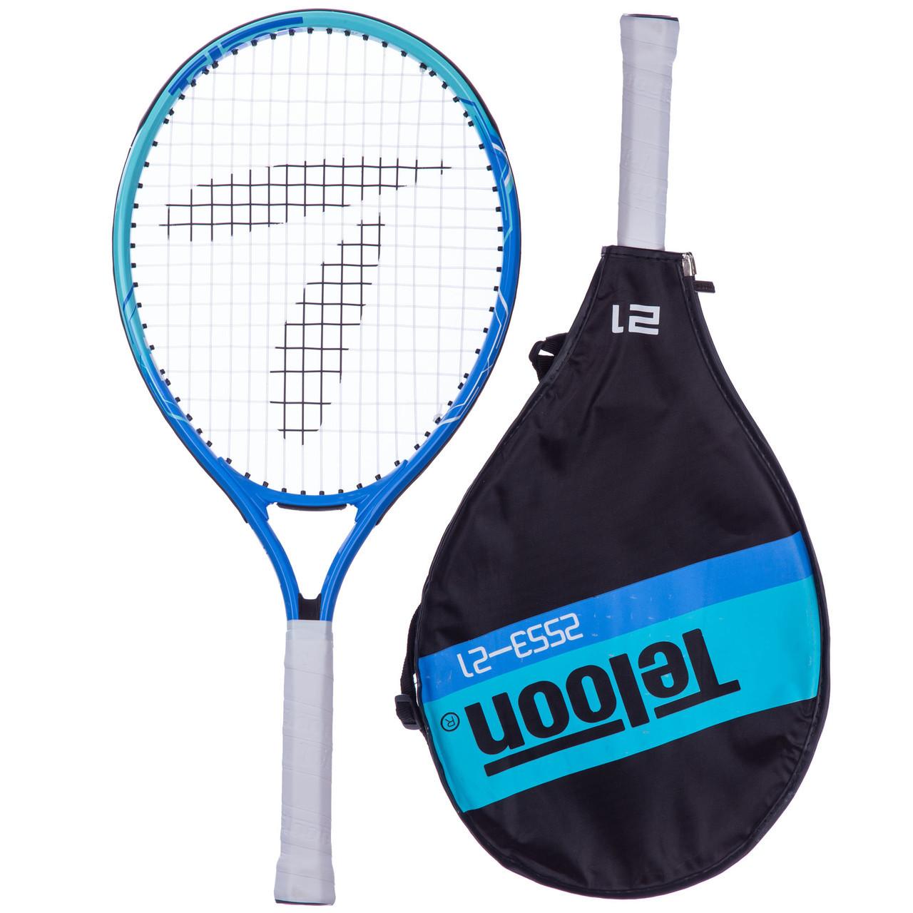 Ракетка для большого тенниса TELOON (21 дюйм) 2553-21