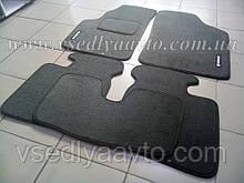 Текстильные коврики в салон Geely CK/CK2 (Серые)