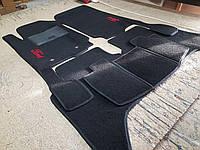 Ворсовые коврики в салон Ford Ranger c 2012-