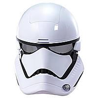 Электронная маска Штурмовика Первого Порядка Звездные войны Stormtrooper Electronic Mask Hasbro C1413