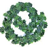 Искусственная Лиана плющ  зеленый. (латекс) 2 м., фото 2