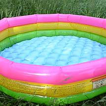 Надувний басейн Intex 114х114х25 см (57412), фото 2
