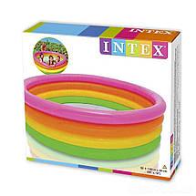 Дитячий надувний басейн Intex 168х168х46 см (56441), фото 3