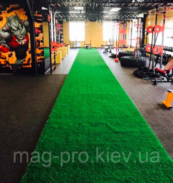 Искусственная трава для спортивных залов