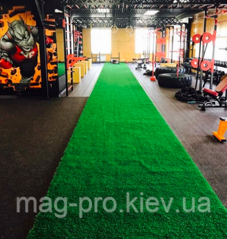 Искусственная трава для спортивных залов, фото 2
