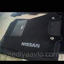 Водительский коврик ворсовый NISSAN X-Trail (2007-2013)