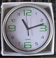 Часы круглые настенные (19.5 см)