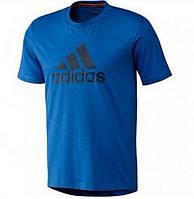 Оригинальная мужская футболка Adidas Essentials Logo Tee, S
