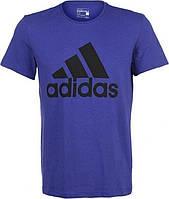 Оригинальная мужская футболка Adidas Logo Tee 1, XS