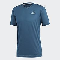 Оригинальная мужская футболка Adidas Parley Striped Tee, M