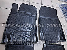 Передні килимки RENAULT Captur (Avto-gumm, Україна)