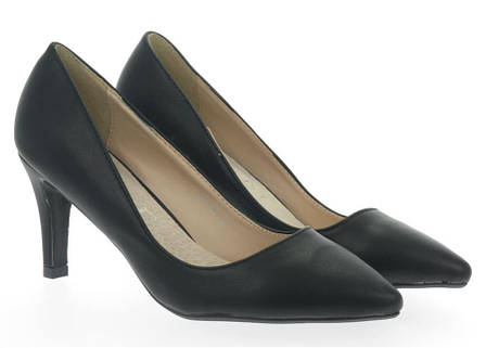 Женские туфли JESSI  Black