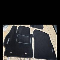 Ворсовые коврики в салон Тойота Королла (2007-2012), фото 1