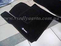 Водительский ворсовый коврик Nissan NV 200 с 2009-