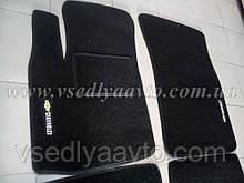 Ворсовые коврики передние CHEVROLET Aveo с 2002-2012 гг.