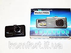 Автомобильный  видеорегистратор FH06 DVR Full HD