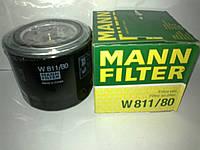 Фильтр масляный АКПП (пр-во MANN) H182KIT