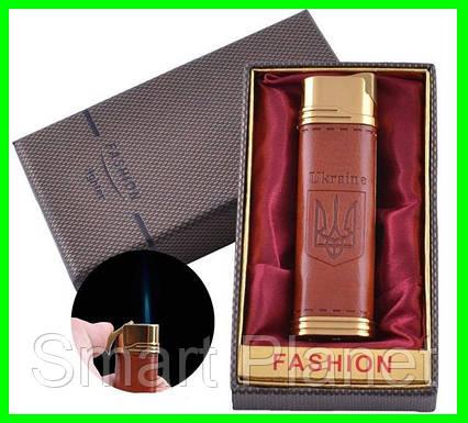 Зажигалка в Подарочной Упаковке - Герб Украины, фото 2