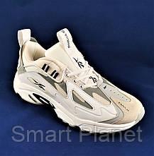 Мужские Кроссовки Reebok DMX Series 1200 Белые Рибок (размеры: 44) Видео Обзор, фото 3