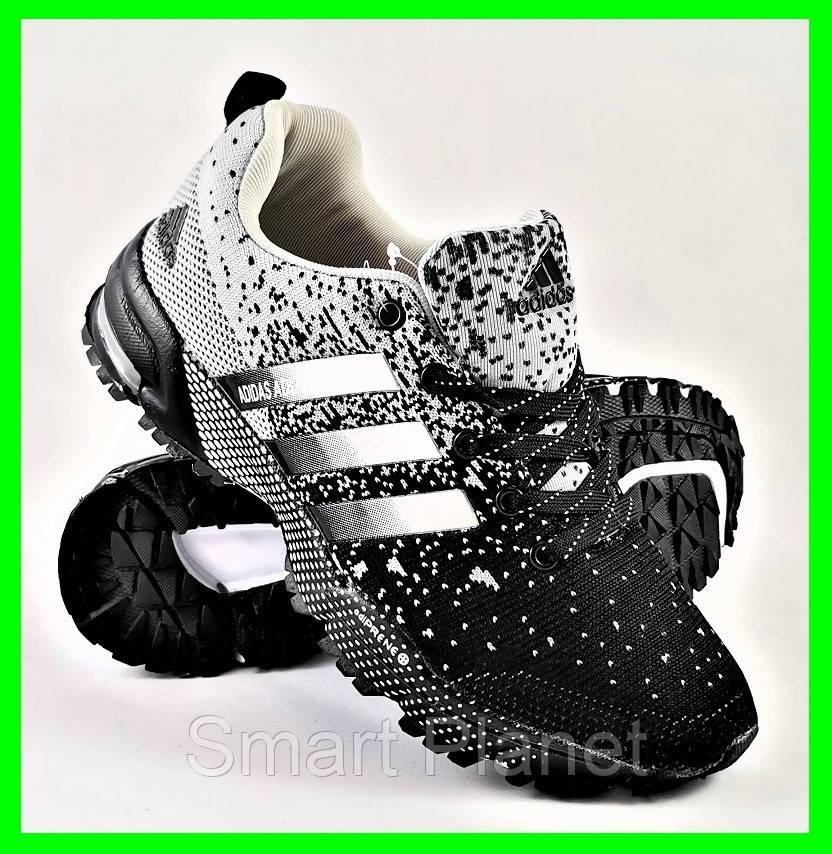 Кроссовки Adidas Fast Marathon Чёрные Мужские Адидас (размеры: 41) Видео Обзор