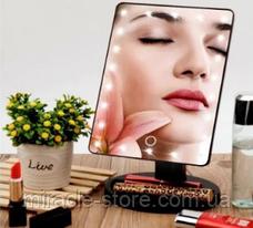 Зеркало для макияжа с LED подсветкой Magic MakeUp Mirror, фото 3
