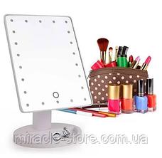 Зеркало для макияжа с LED подсветкой Magic MakeUp Mirror, фото 2