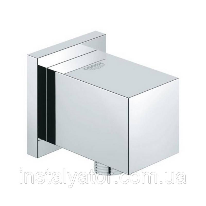 Grohe Euphoria Cube 27704000 подключение для душевого шланга