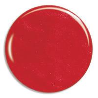 Гель-лак для  ногтей  SALON № 30, цвет - красный ,перламутр.