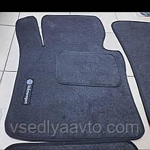 Водійський ворсовий килимок Volkswagen Caddy з 2004-