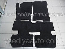 Ворсовые коврики в салон ЗАЗ Forza (Серые)