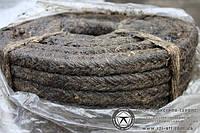 Набивка сальниковая ЛП или ПП 10-50мм (лубяная, пеньковая)
