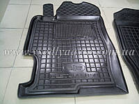 Водительский коврик FAW Besturn B50 ( AVTO-GUMM)