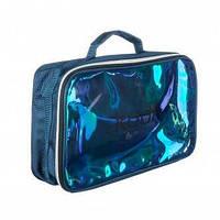 Kodi Professional Косметичка Make-Up, колір: синій